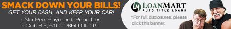LoanMart car title loans