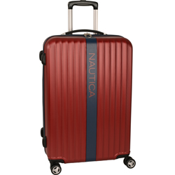 Nautica Surfers Paradise 28 Inch Hardside Spinner Suitcase Now Only $84.47 Org. $400.00 Plus Free Shipping Use Promo Code NTPD at checkout.-
