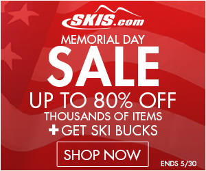The Ultimate Online Ski Shop With 100% Satisfaction Guaranteed! Skis.com | Shop Now >