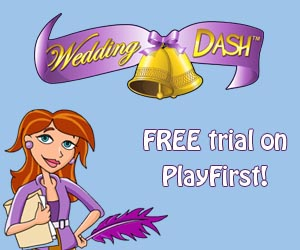 Play Wedding Dash!
