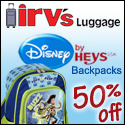 BACK TO SCHOOL '12 -DISNEY BACKPACKS