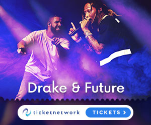 Drake and Future Tickets