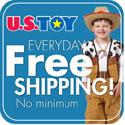 Free Shipping, No minimum
