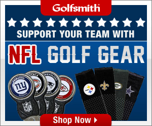 NFL Golf Gear