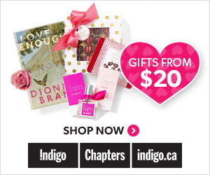 Valentine's Day: Gifts Starting from $10 Only at Indigo.ca!
