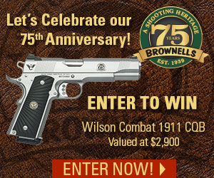 Enter to win a 1911!