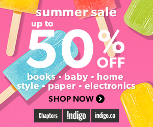 Summer Sale Now On! Up to 50% Off Books, Decor, Electronics & More!