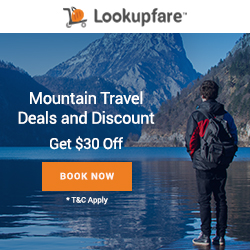 Mountain Travel Deals!