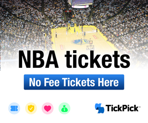Why Pay Fees When You Don't Have To? Best Price NBA Tickets Guaranteed!