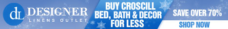 Save up to 85% on bath accessories