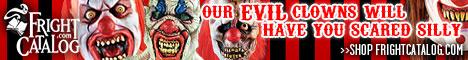 Evil Clowns at FrightCatalog.com