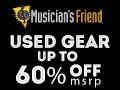 Musicians Friend Warehouse Sale