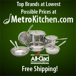 Shop All-Clad at MetroKitchen Now