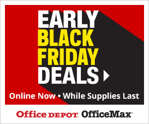 Shop Early Black Friday Deals NOW on PCs, Printers, and more! While supplies last. Free delivery on