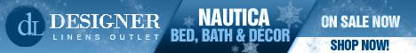 Nautica Bed, Bath & Decor On Sale Now!