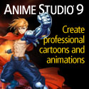 Smith Micro Software Anime Studio 7 Debut