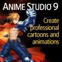 Anime Studio 8 Debut