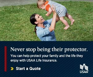Get life insurance with USAA