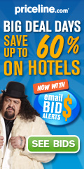 Save up to 50% with Priceline Hotels