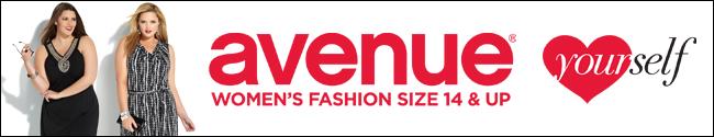 plussize fashions avenue