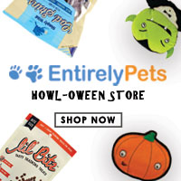 EntirelyPets Halloween Store