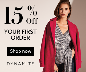 Dynamite Clothing banner