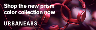 Urbanears Prism Cut Collection FW 2017