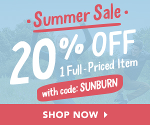 Summer Sale - Up to 30% off