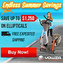 Yowza Fitness Treadmills and Elliptical