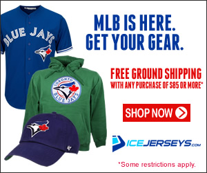 Shop for all of your Toronto Blue Jays merchandise at IceJerseys.com! Find jerseys, apparel & more.