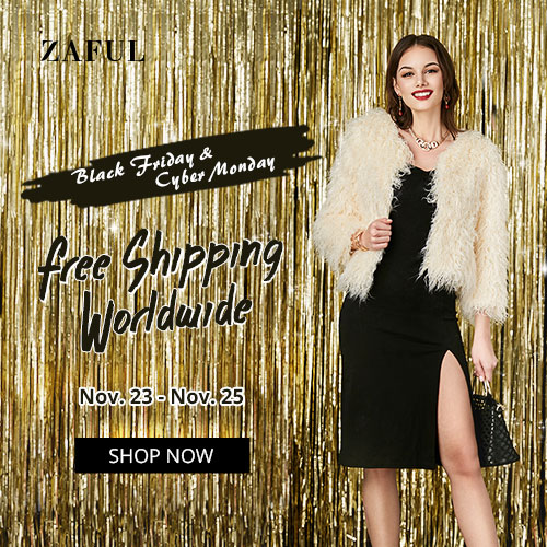 ZAFUL, Fashion, Black Friday Promotion