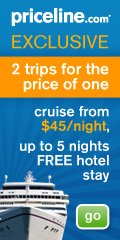 Save on cruises with Priceline