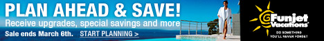Plan Ahead and Save with Funjet Vacations!
