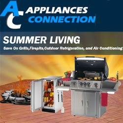 Summer Living Deals at Appliances Connection