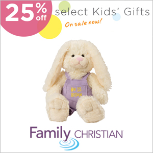 25% Off Select Kids Easter Gifts