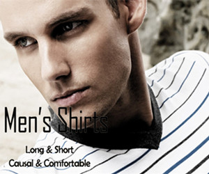 Get up to 31% off Men's Shirts.