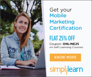 Advanced Mobile Marketing Certification