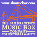 San Francisco Music Box Company Holiday Store