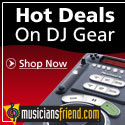 Hot Deals on DJ Equipment at Musician's Friend - Turntables CD Players Software Mixers and more