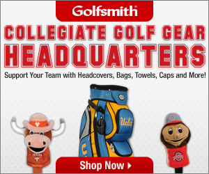 NCAA Golf Gear