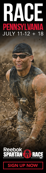 Pennsylvania Super & Sprint, July 11-12 & 18, 2015, Sign Up Now for this Reebok Spartan Race!
