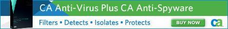CA Anti-Virus Plus 2008