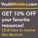 Click here for 10% off Your Order from YouthMinist