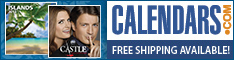 Free Shipping at Calendars.com with $20 purchase.