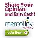 Join Memolink Surveys Free!