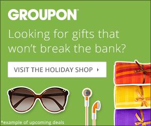 Groupon Deals!