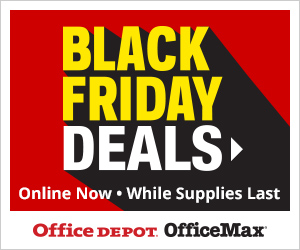 SHOP NOW for Black Friday Deals including PCs, Printers and more! While supplies last. Free delivery
