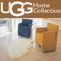 The first in UGG Australia's Home Sheep skin Collections