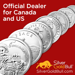 Official Dealer of Silver Bullet Silver Shied for Canada and US!