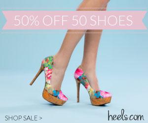Heels- online shopping deals